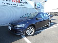 VW ゴルフTSI Comfortline BlueMotion Technology Navi BC