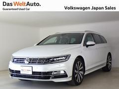 VW パサートヴァリアントTSI R−Line レザー LEDヘッドライト 認定中古車