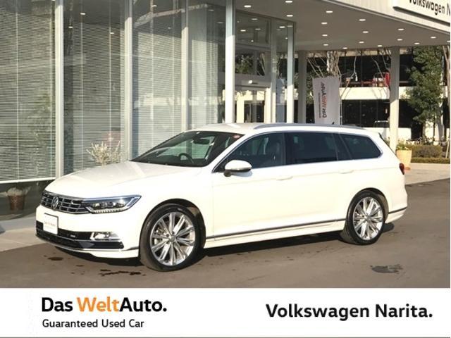 フォルクスワーゲン 2.0TSI R-Line VW認定中古車 Navi+ETC
