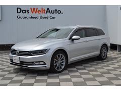 VW パサートヴァリアントTSIハイライン テクノロジーパッケージ 認定中古車