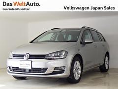 VW ゴルフヴァリアントコンフォートライン ディスカバープロ