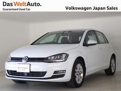 VW ゴルフTSI コンフォートライン BMT ACC 純正ナビキセノン
