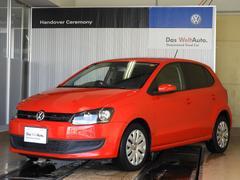 VW ポロTSI Comfortline BMT 純正SDナビTV