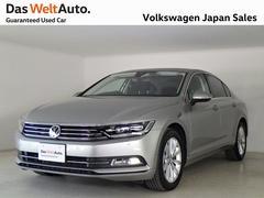 VW パサートTSI コンフォートライン ACC 純正ナビ 認定中古車