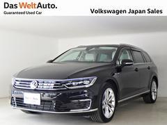 VW パサートGTEヴァリアントGTE アドバンス サンルーフ ホワイトレザー内装