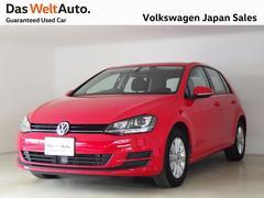 VW ゴルフ40th Edition 限定車 純正ナビ キセノン