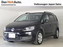 VW ゴルフトゥーランTSI コンフォートライン 社外SDナビ ETC
