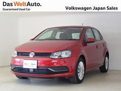 VW ポロTSI コンフォートライン ACC 純正指定ナビ付