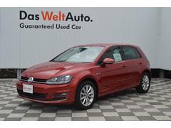 VW ゴルフラウンジ 認定中古車 ワンオーナー