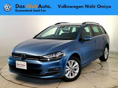 VW ゴルフヴァリアントTSI Comfortline NaviEtcBc
