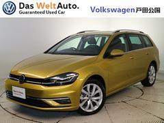 VW ゴルフヴァリアントテクノロジーパッケージ純正ナビDiscoverPro
