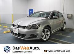 VW ゴルフTSIコンフォートラインデアエアステ 認定中古車