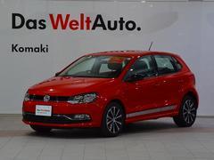 VW ポロwith beats 認定中古車