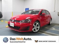 VW ゴルフGTIGTI 認定中古車