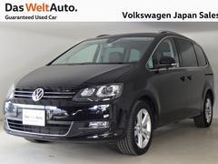 VW シャランTSI Highline 認定中古車 SDNAVI ACC