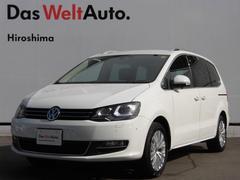 VW シャランTSI ハイライン レザーシート SDナビ 認定中古車