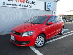 VW ポロ TSI Comfortline BlueMotion Technology Navi BC