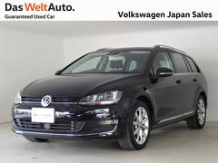 VW ゴルフヴァリアントTSIハイライン ディスカバープロ キセノン 認定中古車