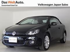VW ゴルフカブリオレSDNAVI ETC 認定中古車