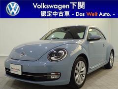 VW ザ・ビートルデザインレザーPKG ナビ ETC 前席シートヒーター