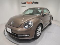 VW ザ・ビートルOwn Beetle BeigeSeat