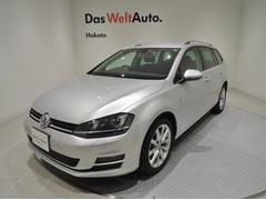 VW ゴルフヴァリアントTSI Highline Discover Pro