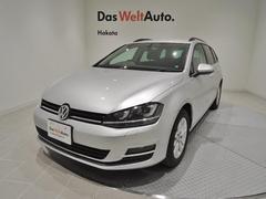 VW ゴルフヴァリアントTSI Comfortline Discover Pro