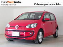 VW アップ! high up! 4Door NAVI ETC