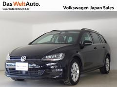 VW ゴルフヴァリアントTSI コンフォートライン 純正ナビ キセノン バックカメラ