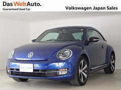VW ザ・ビートルターボ クールスターPKG 純正ナビ ETC 認定中古車
