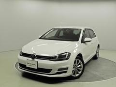 VW ゴルフTSIハイラインブルーエモーションテクノロジー
