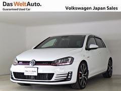VW ゴルフGTIGTI Performance 認定中古車 19インチアルミ