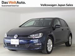 VW ゴルフTSIコンフォートラインBMT 認定中古車 SDナビ ACC