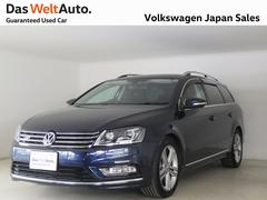 VW パサートヴァリアントR−Line Edition 社外SDナビ キセノン