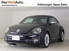 VW ザ・ビートルフェンダーエデション限定車 サンルーフ 社外ナビ付