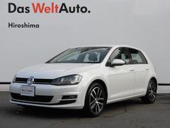 VW ゴルフTSI ハイライン DCC 純正ナビ ACC 認定中古車