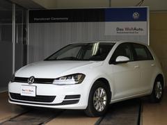 VW ゴルフ40th Edition 1オーナー 純正SSDナビTV