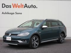 VW ゴルフオールトラックTSI 4MOTION SUNROOF