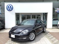 VW ザ・ビートルDesign レザーシート・シートヒーター・ナビ・ETC
