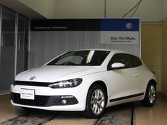 VW シロッコTSI 認定中古車 1オーナー パドルシフト バイキセノン