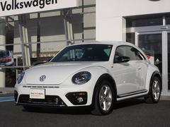 VW ザ・ビートルRライン 認定中古車