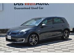 VW ゴルフGTEベースグレード 認定中古車
