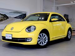 VW ザ・ビートルDesign 純正ナビ ETC