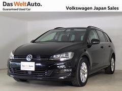 VW ゴルフヴァリアントTSIコンフォートライン ワンオーナー 禁煙 DWA認定中古