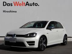 VW ゴルフRR レザーシート 純正ナビ シートヒーター 認定中古車