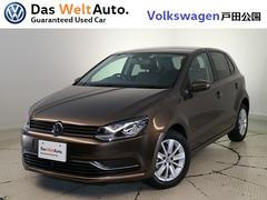 VW ポロ特別仕様車40thEdition純正ナビETCパッケージ