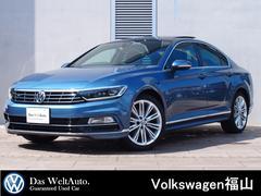VW パサート2.0TSI R−Line サンルーフ 黒レザー 認定中古車