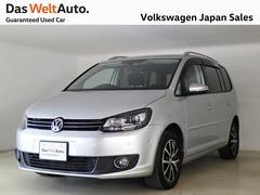VW ゴルフトゥーランTSI ハイライン 純正ナビ キセノンライト