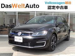 VW ゴルフGTEGTE LEDライト ナビ ETC Rカメラ 認定中古車