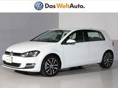 VW ゴルフTSI Highline BlueMotion Technology Leather Seet